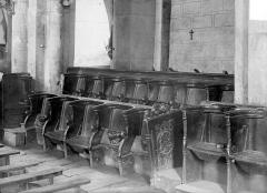 Eglise Saint-Jean-Baptiste - Stalles