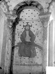 Eglise Saint-Symphorien - Peinture murale