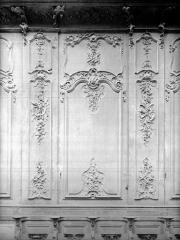 Cathédrale Notre-Dame - Stalles, deuxième panneau