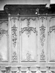 Cathédrale Notre-Dame - Stalles, troisième panneau