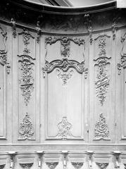 Cathédrale Notre-Dame - Stalles, quatrième panneau
