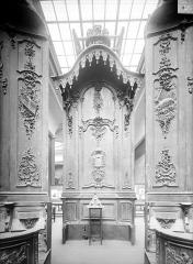 Cathédrale Notre-Dame - Stalles, panneau central