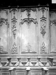 Cathédrale Notre-Dame - Stalles, septième panneau