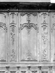Cathédrale Notre-Dame - Stalles, huitième panneau