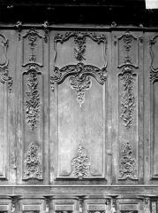 Cathédrale Notre-Dame - Stalles, neuvième panneau