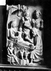 Eglise Notre-Dame de Croaz-Batz et enclos -