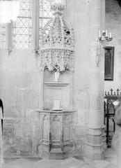 Ancien prieuré Saint-Martin d'Ambierle - Piscine