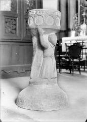 Eglise - Bénitier