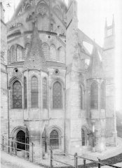 Cathédrale Saint-Etienne - Chapelles absidales (deux)