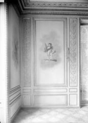 Palais de l'Elysée - Les lettres dominant la force