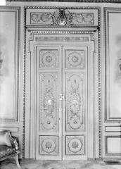Palais de l'Elysée - Porte, vue d'ensemble
