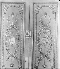 Palais de l'Elysée - Porte, vantaux