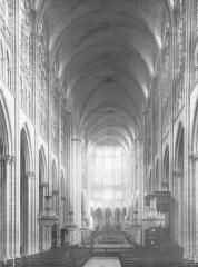 Basilique Saint-Denis - Nef, choeur