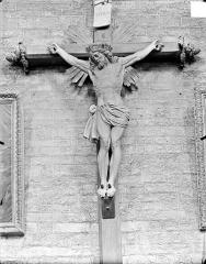 Cathédrale Saint-Bénigne - Grand calvaire, le Christ
