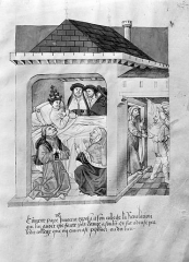 Hôpital général, ancien hospice du Saint-Esprit -