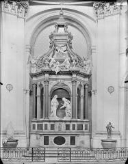 Hospice Sainte-Anne - Maître-autel, vue d'ensemble