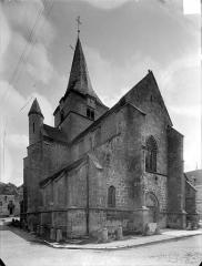 Eglise Saint-Pierre-Saint-Paul - Ensemble nord-ouest