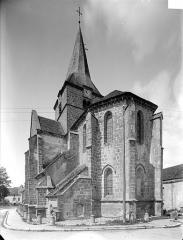Eglise Saint-Pierre-Saint-Paul - Ensemble sud-est