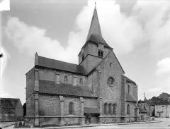 Eglise Saint-Pierre-Saint-Paul - Ensemble sud