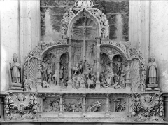 Eglise Saint-Pierre-Saint-Paul - Retable