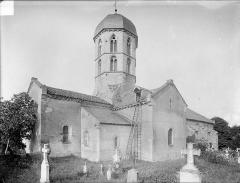 Eglise Saint-Jean-l'Evangéliste - Ensemble nord-est
