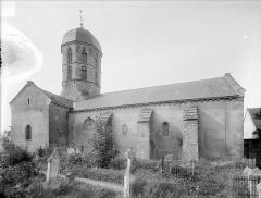 Eglise Saint-Jean-l'Evangéliste - Ensemble nord