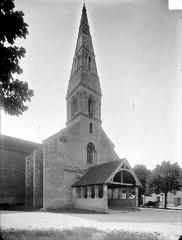 Eglise Saint-Nicolas - Ensemble ouest