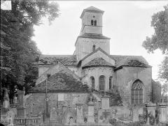 Eglise Saint-Vorles - Ensemble est