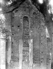 Eglise Saint-Vorles - Transept sud : Face sud
