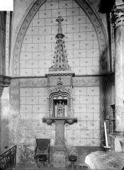 Eglise - Ciborium