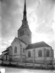 Eglise - Ensemble sud-est