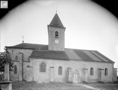 Eglise de la Nativité - Ensemble nord
