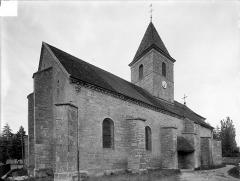 Eglise de la Nativité - Ensemble sud-ouest