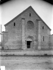 Eglise de la Nativité - Façade ouest
