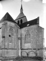 Eglise Saint-Pierre-Saint-Paul - Angle nord-est