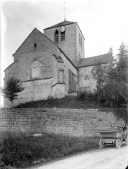 Eglise - Ensemble nord