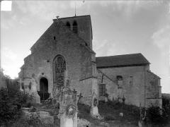 Eglise - Ensemble sud