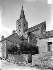 Eglise - Ensemble sud