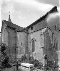 Eglise - Angle sud-est