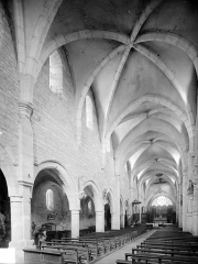 Eglise Notre-Dame - Nef et choeur
