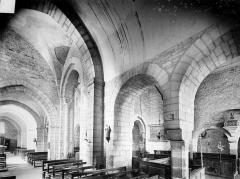 Eglise Saint-Florent - Bas-côté sud et choeur