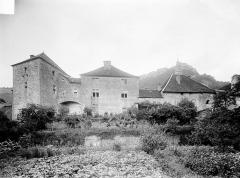 Ancienne abbaye - Ensemble sud