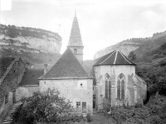 Ancienne abbaye - Ensemble est