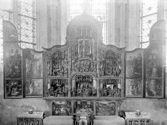 Ancienne abbaye - Retable