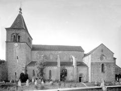 Eglise Notre-Dame des Ardents ou Saint-Christophe - Ensemble sud