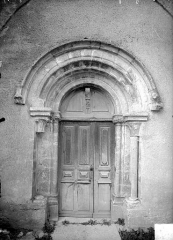 Eglise Notre-Dame des Ardents ou Saint-Christophe - Portail de la façade sud