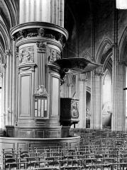 Eglise Saint-Michel - Boiseries