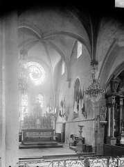 Eglise de la Nativité - Vue intérieure du choeur
