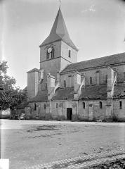 Eglise Notre-Dame - Façade nord et clocher