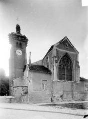 Eglise Saint-Just - Ensemble sud-est
